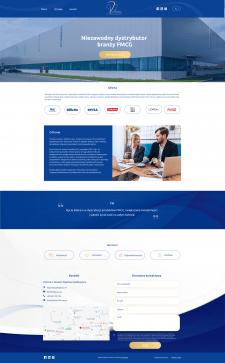 Дизайн корпоративного сайту