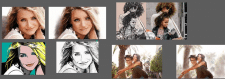 Примеры портретов по фото