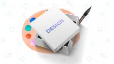 Список работ по дизайну