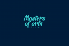 Логотип Masters of arts