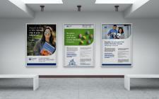 Design posters for Cambridge Seminars College
