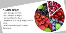 A TART jQuery HTML5 Slider