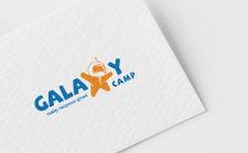 Логотип «GALAXY CAMP»
