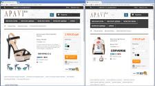 Женская/мужская одежда, обувь и аксессуары. WordPr