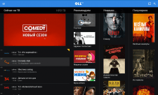 Android/IOS app OLL.TV