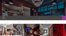 Сайт для Grand Hotel Lviv *****