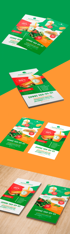 Flyer by Healthy Office Food