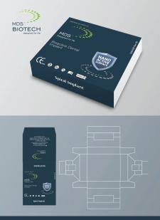 Дизайн коробки от #SunVik