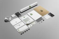 Фірмовий стиль і лого для парфумерної компанії