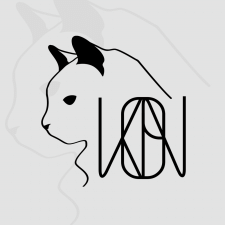"Логотип-персонаж ""Кот"""
