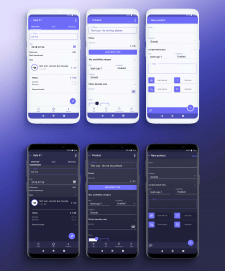 Mobile app (конкурсная работа)