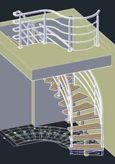 проект сходів