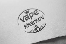 Логотип Vape Kharkov