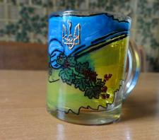 Чашка патріотичної тематики