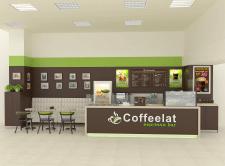 дизайн кофейни в торговом центре
