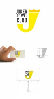 Логотип для «JokerTravelClub»