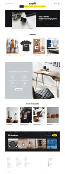 Сайт магазина искусств