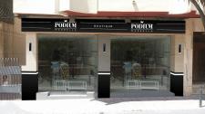 PODIUM Marbella. Фирменный стиль
