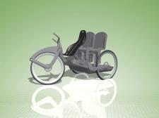 лигерад- лежачий велосипед 4