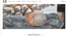Разработка ИМ по продаже минералов + поддержка