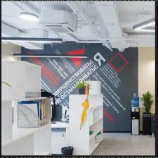 Дизайн настенной графики