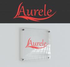 Логотип для ароматического вещества Aurele