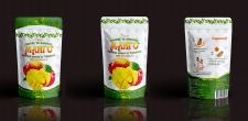 Дизайн упаковки для манго