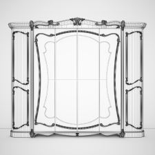 Предметное моделирование предметов мебели