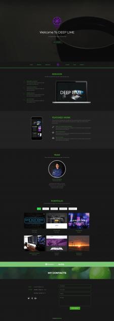 DeepLime site