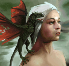 game of throne-khaleesi