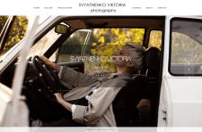 Сайт на премиум шаблоне Wordpress