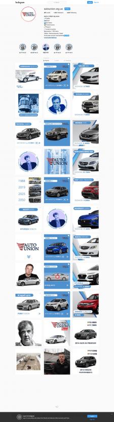 SMM - Автомобили из США