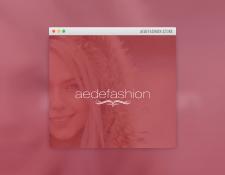 Интернет-магазин Aedefashion