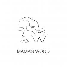 Разработка логотипа для Mama's Wood