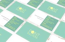 Визитные карточки для консалтинговой фирмы