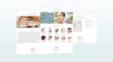 Дизайн сайта Spa-салона