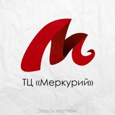 """ТЦ """"Меркурий"""" - Логотип - 2019"""