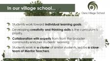 Дизайн презентации для австралийской школы