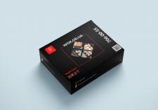 Дизайн упаковки для суши сетов