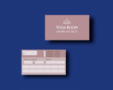 Абонемент для йога room