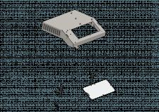 Крышка принтера (разнесенный вид)