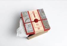 Упаковка для чая в восточном стиле