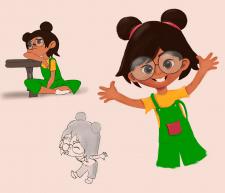 Персонаж для детских рассказов