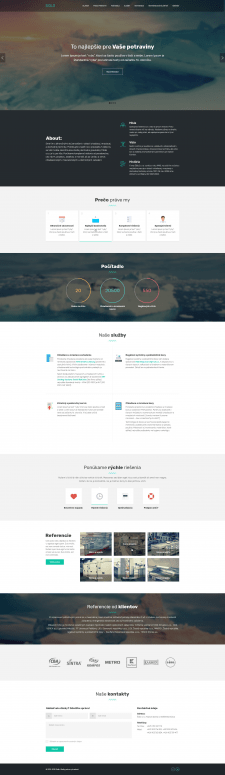 "Дизайн сайта ""Sidlo"""