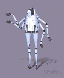Робот-стюарт