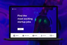 Дизайн веб сайта с добвлением 3D