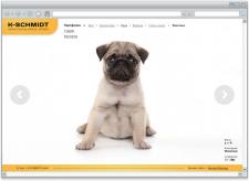 Разработка сайта для рекламной фотостудии