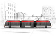 Трамвай CAF-URBOS