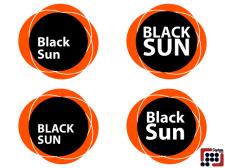 "Варианты логотипа ""Black Sun"""