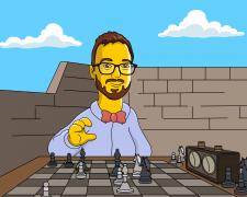 Симпсон-шахматист